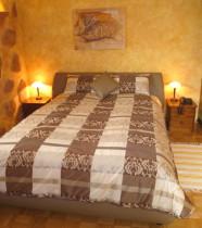 Schlafzimmer, Ferienwohnung, Villa Casa